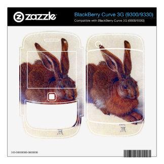 Albrecht Durer - Field hare BlackBerry Decal