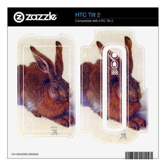 Albrecht Durer - Field hare HTC Tilt 2 Skin