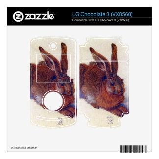 Albrecht Durer - Field hare Decals For LG Chocolate 3