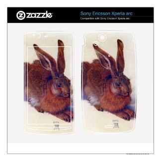 Albrecht Durer - Field hare Xperia Arc Skin