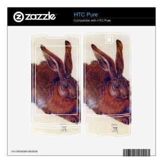 Albrecht Durer - Field hare Skin For HTC Pure
