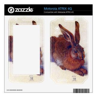 Albrecht Durer - Field hare Motorola ATRIX 4G Skin