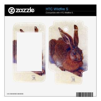 Albrecht Durer - Field hare Skin For HTC Wildfire S