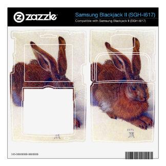 Albrecht Durer - Field hare Samsung Blackjack II Skin