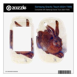 Albrecht Durer - Field hare Samsung Gravity Touch Skin