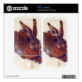 Albrecht Durer - Field hare Decal For HTC Hero