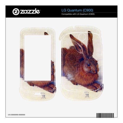 Albrecht Durer - Field hare LG Quantum Skins