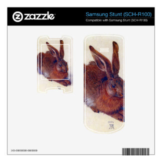 Albrecht Durer - Field hare Skins For Samsung Stunt