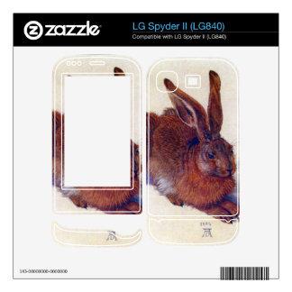 Albrecht Durer - Field hare Skin For LG Spyder II
