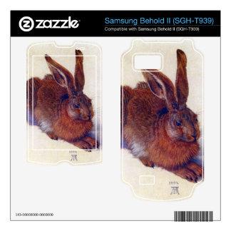Albrecht Durer - Field hare Samsung Behold II Decal