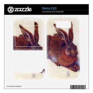 Albrecht Durer - Field hare Skin For The Nokia E63