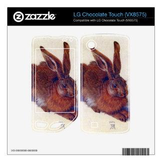 Albrecht Durer - Field hare LG Chocolate Touch Skins