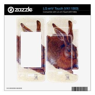 Albrecht Durer - Field hare Decal For LG enV Touch