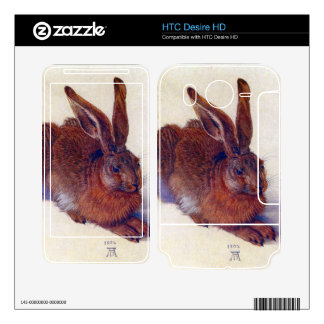 Albrecht Durer - Field hare HTC Desire HD Skin