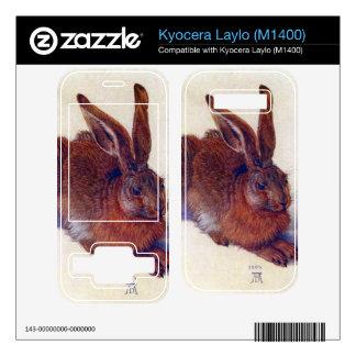Albrecht Durer - Field hare Kyocera Laylo Decal