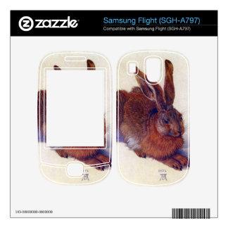 Albrecht Durer - Field hare Decal For Samsung Flight