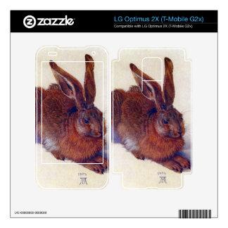 Albrecht Durer - Field hare Decals For LG Optimus 2X