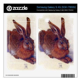 Albrecht Durer - Field hare Samsung Galaxy S 4G Skin