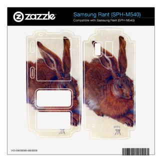 Albrecht Durer - Field hare Samsung Rant Skin