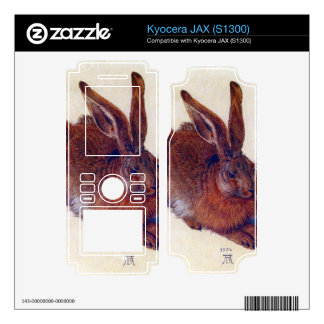 Albrecht Durer - Field hare Decals For Kyocera JAX
