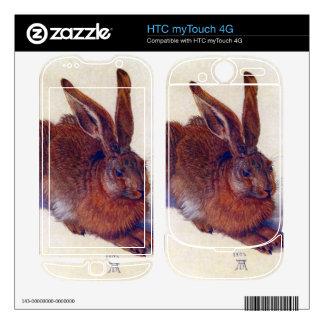 Albrecht Durer - Field hare HTC myTouch 4G Skins