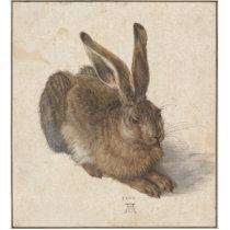 Albrecht Dürer - Hare Statuette