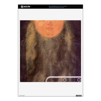 Albrecht Durer - Head of a bearded child Skin For PS3 Slim