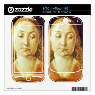 Albrecht Durer - Head of Mary Skins For HTC myTouch 4G