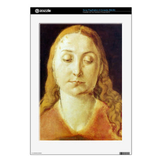 Albrecht Durer - Head of Mary Decal For PS3