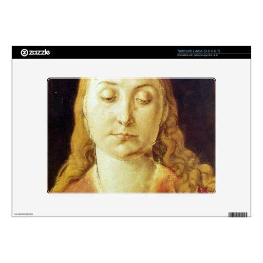 Albrecht Durer - Head of Mary Skin For Large Netbook