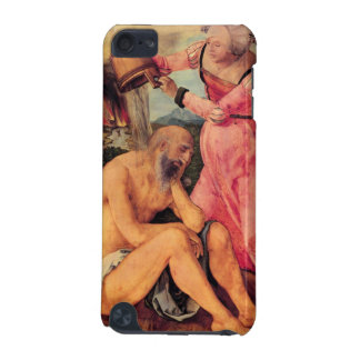 Albrecht Durer - Job mocked by his wife iPod Touch 5G Cases