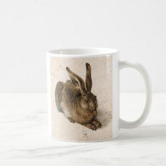 Albrecht Dürer - Junger Hase (Young Hare), 1502 Coffee Mug