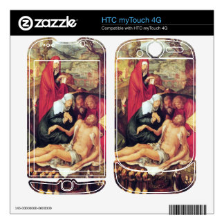 Albrecht Durer - Lamentation of Christ Decals For HTC myTouch 4G