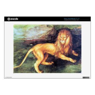 Albrecht Durer - Lion Decal For Acer Chromebook
