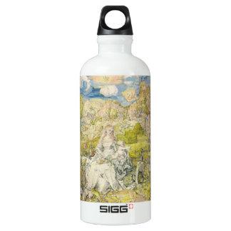 Albrecht Durer - Madonna with the many animals SIGG Traveler 0.6L Water Bottle