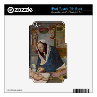 Albrecht Durer - Marie altar images and resources Decal For iPod Touch 4G