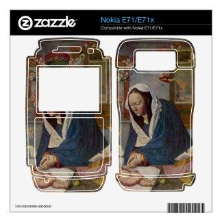 Albrecht Durer - Marie altar images and resources Skins For Nokia E71x
