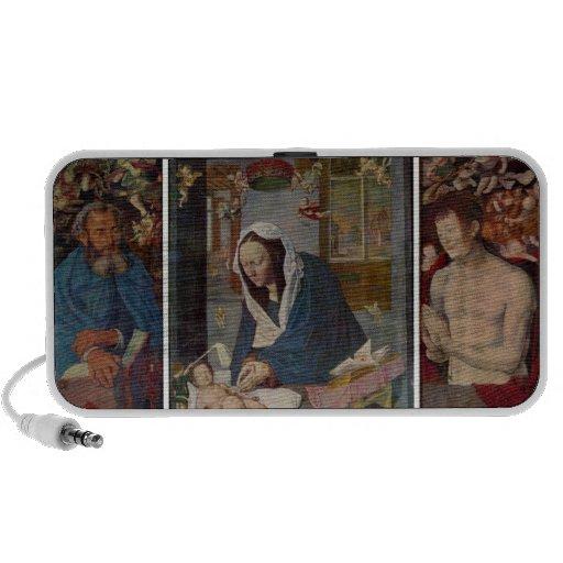 Albrecht Durer - Marie altar images and resources Travelling Speakers
