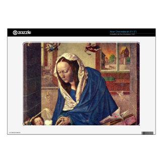 Albrecht Durer - Marie altar middle picture scene Acer Chromebook Skins