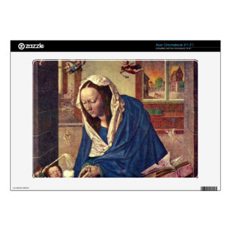 Albrecht Durer - Marie altar middle picture scene Acer Chromebook Decals