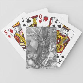 Albrecht Dürer - Melencolia Playing Cards