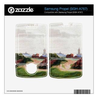 Albrecht Durer - Nuremberg the western part of the Decals For Samsung Propel
