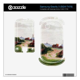 Albrecht Durer - Nuremberg the western part of the Samsung Gravity 3 Decals