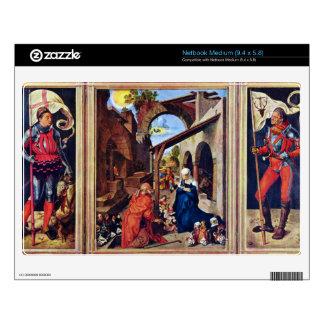 Albrecht Durer - Paumgartner Altar the general vie Netbook Skins
