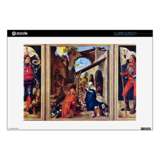 "Albrecht Durer - Paumgartner Altar the general vie Skins For 13"" Laptops"