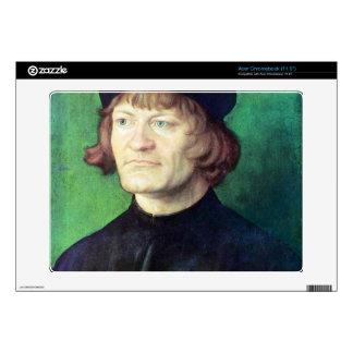 Albrecht Durer - Portrait of a clergyman Skin For Acer Chromebook