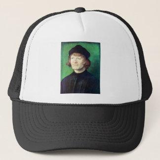 Albrecht Durer - Portrait of a clergyman Trucker Hat