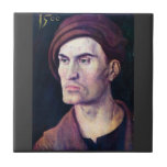 Albrecht Durer - Portrait of a young man Tile