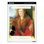 Albrecht Durer - Portrait of an unknown in Red Decal For The Xbox 360