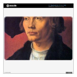 Albrecht Durer - Portrait of Bernhard von Reese MacBook Air Skin